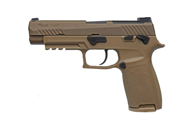 Sig Sauer P320 M17 US Army