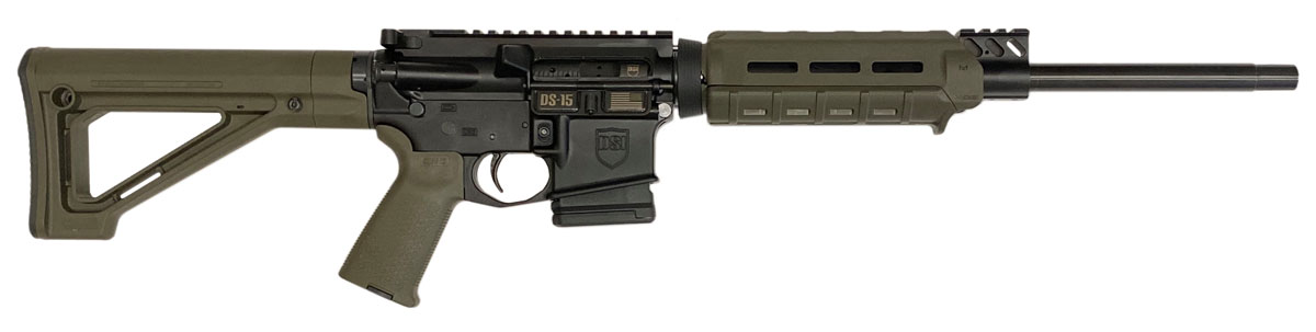 DSI-DS15-MOE-PB5-ODX