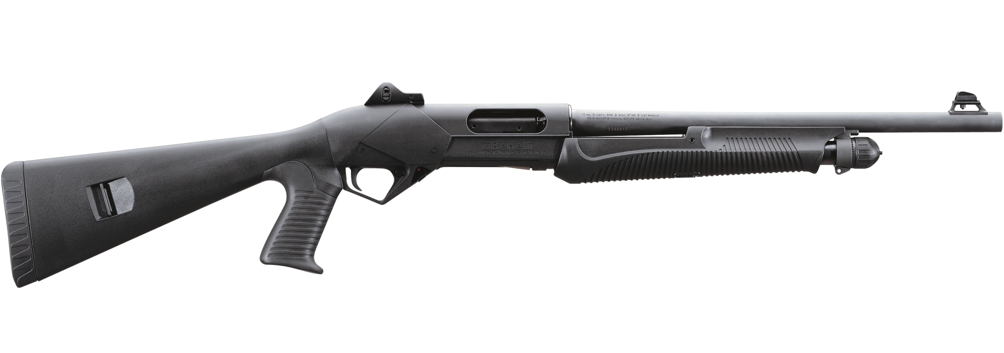 Benelli Super Nova Tactical Pump 12g Pistol Grip Shotgun ...