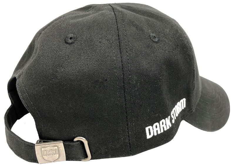 DSI-CAP-SHL-BLK