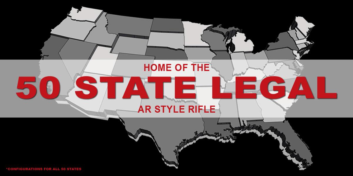 50 State Legal AR-15