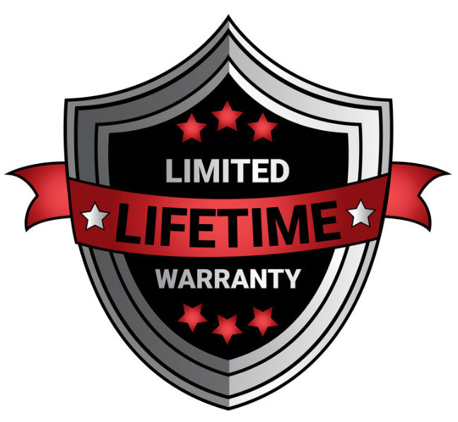 DSI Lifetime Warranty