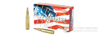 Hornady American Whitetail 308 Win